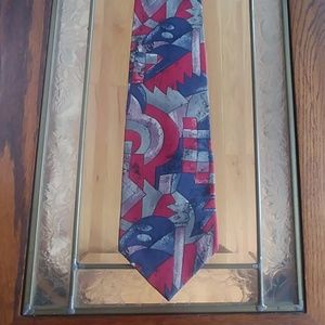 Reed St James Men's Dress Tie